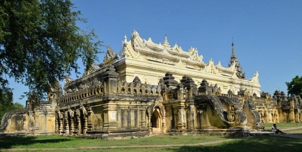 Que visitar en Birmania