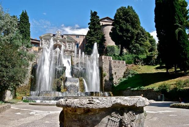 Tivoli (Alrededores de roma)