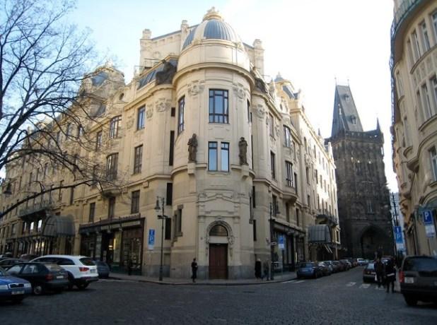 Barrio de Josefov