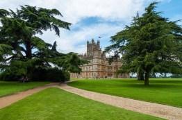Castillo Downton Abbey
