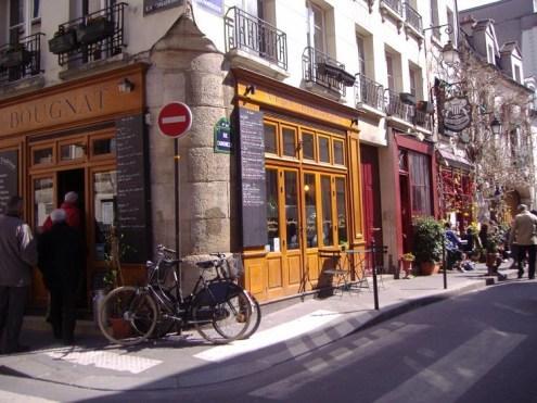 Barrio La Marais