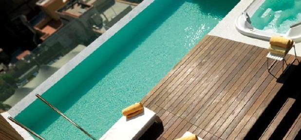 Hotel Barcelona Piscina