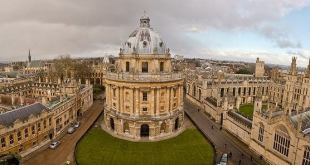 Panoramica de Oxford