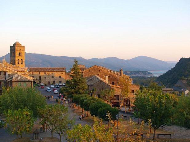 Ainsa-Huesca
