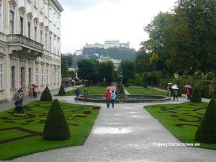 Palacio Jardin de Mirabell