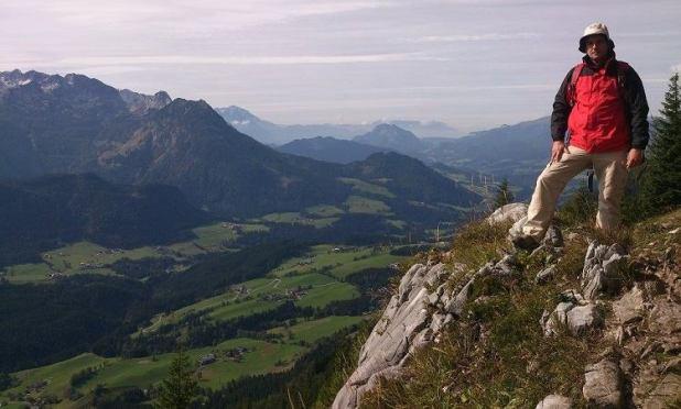 Stuhlalm Zwieselalm trekking
