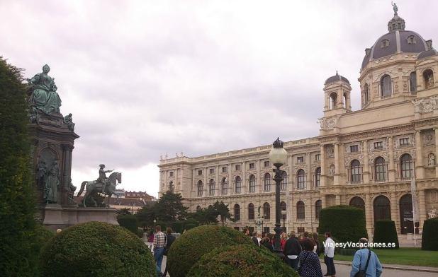 plaza maria teresa viena
