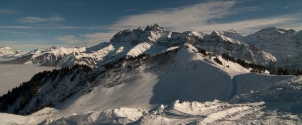 Champery Suiza
