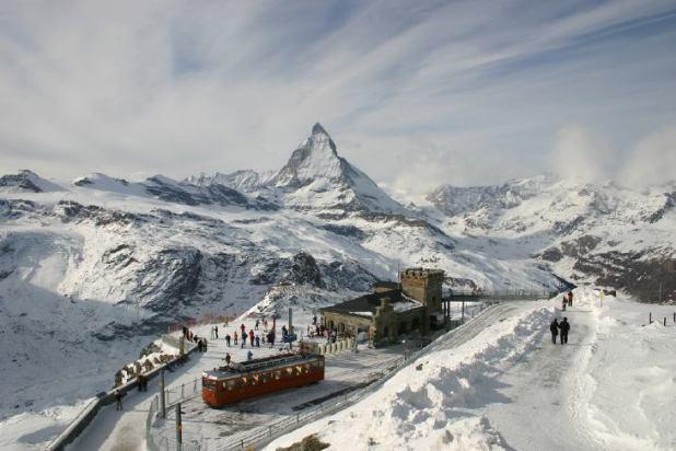 esquiar suiza