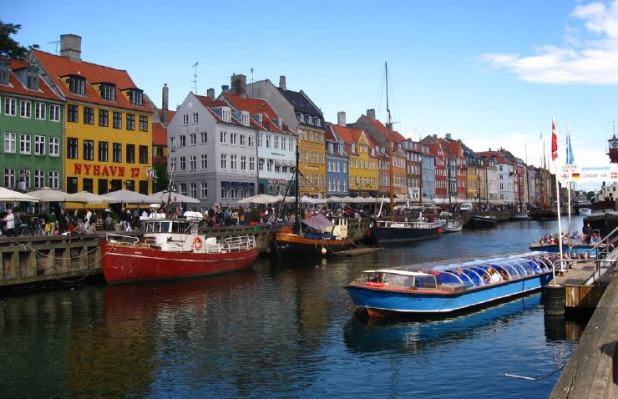 Nyhavn Copenhague