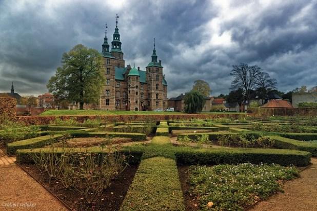 El castillo de Rosenborg (Copenhague)