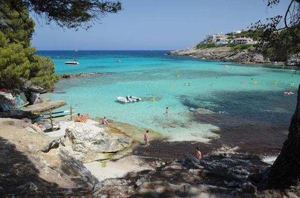 Las calas de Mallorca Preciosas