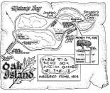 Oak Mapa del tesoro