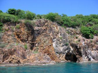 Bahamas (cueva pirata)