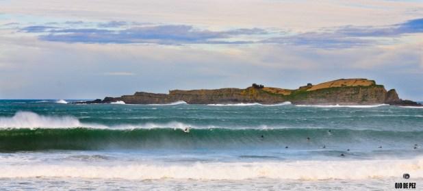 Surf en Mundaka