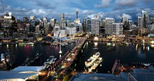 Darling Harbour Sidney