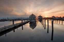 Perkin's Pier, Burlington Vermont
