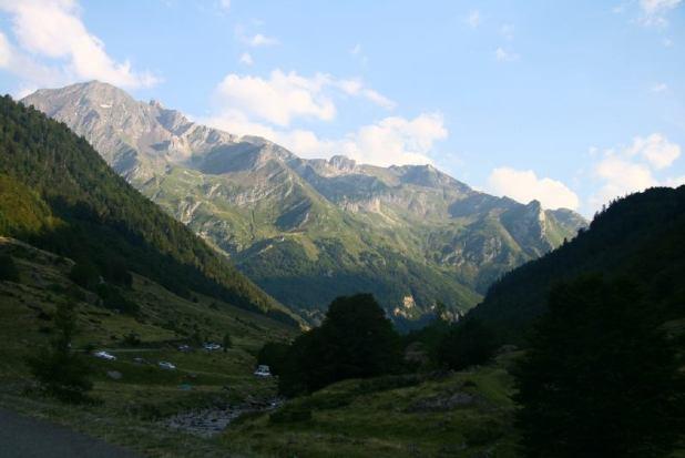 Valle del Tena en Huesca