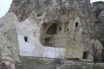 Museo Open Air de Görome de Turquía