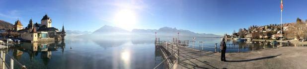 Castillo de Oberhofen-Suiza