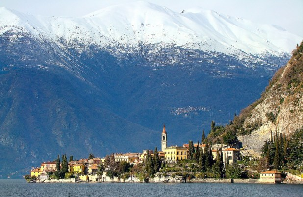 Varenna en Italia