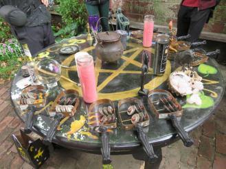 Mesa de conjuros