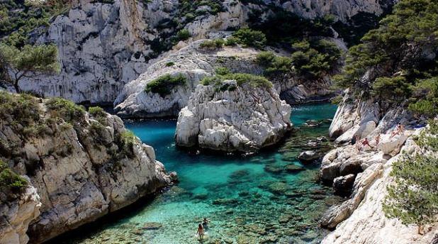 Playas de Francia increíbles