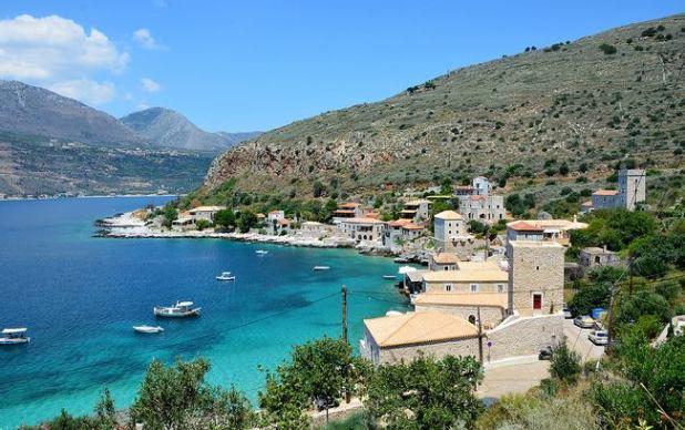 Pueblos de Grecia (1)