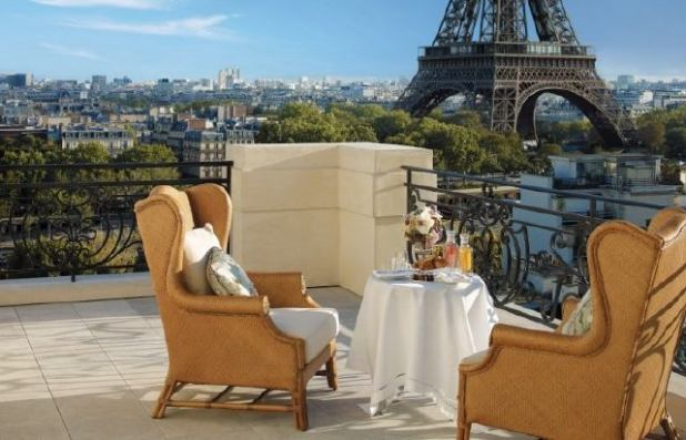 Shangri-La Hotel Paris (Top 10)