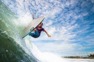 Canggu y surf