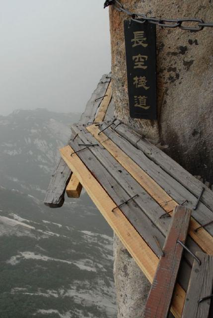 Montaña de Huashan
