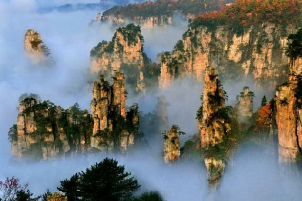 Montañas de Tiazi