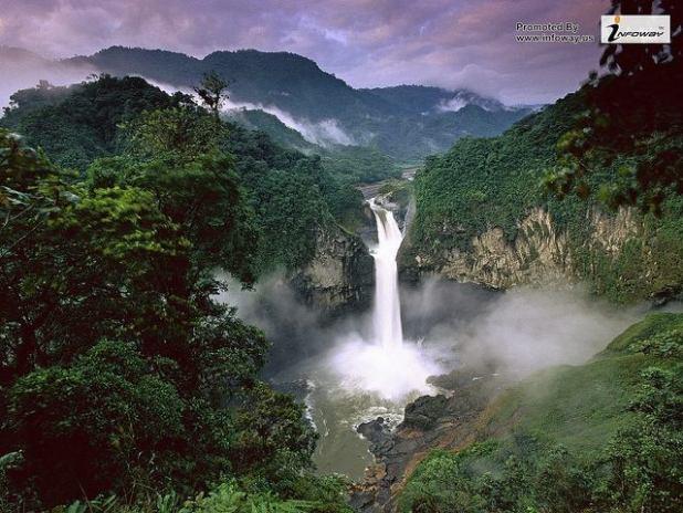 Maravillas de Sudamérica