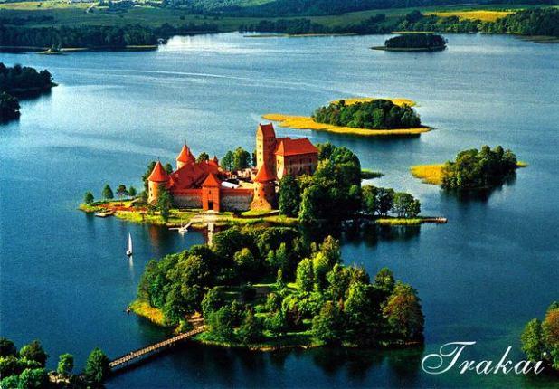 Top 10 de Castillos de Europa