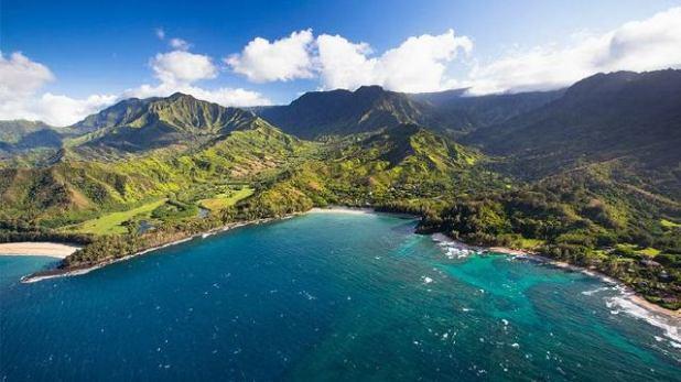 Playas de Hawaii
