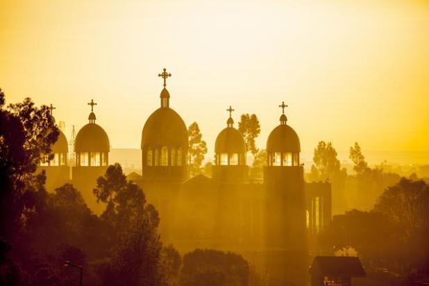 Iglesia cristiana en Etiopía