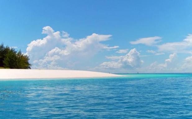 Tanzania -Isla Mnemba