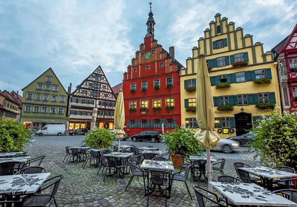 Pueblos de cuento de hadas en Alemania