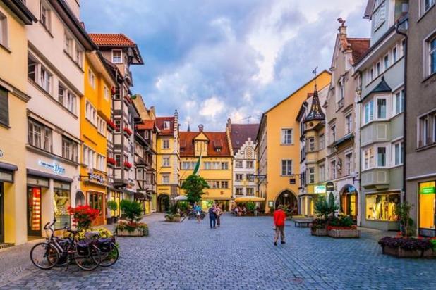 Pueblos de hadas en Alemania