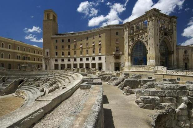 Castillo de Carlos V, Lecce, Puglia