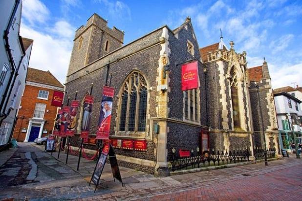 Canterbury tales edificio