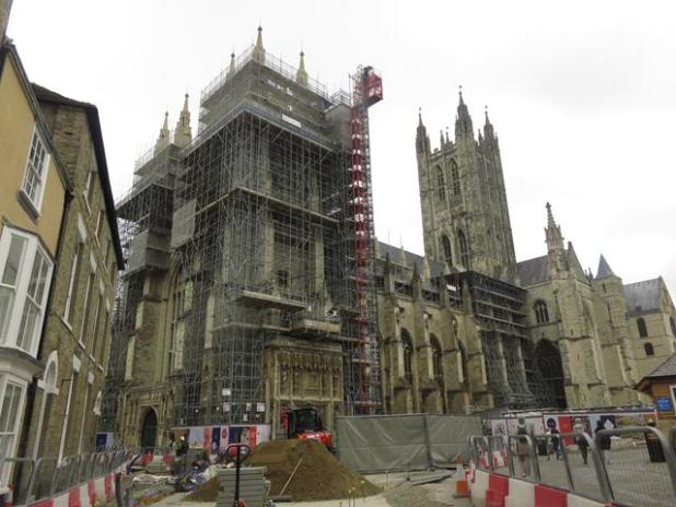 Catedral de Canterbury (Reino Unido)