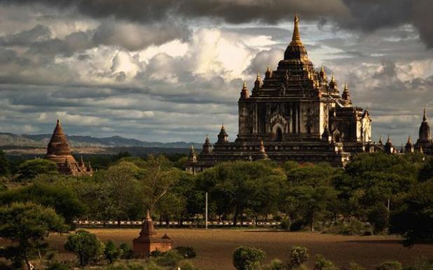 Templos de Asia