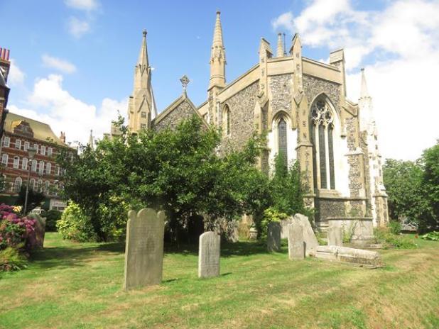 St. Mary (Dover)