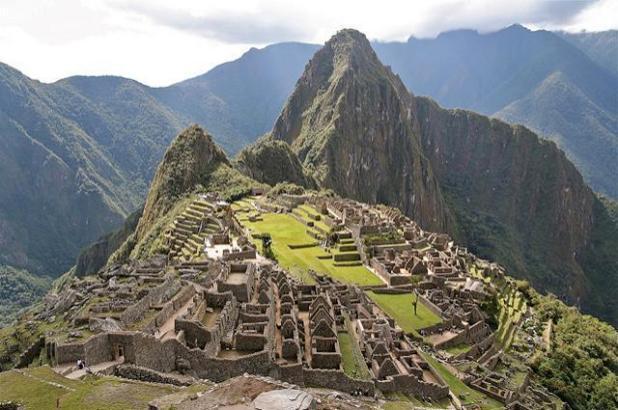 Machu Pichu en Perú