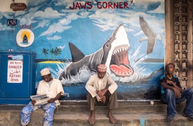 jaws corner zanzibar