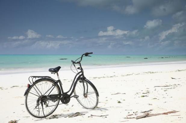 Zanzibar en bici