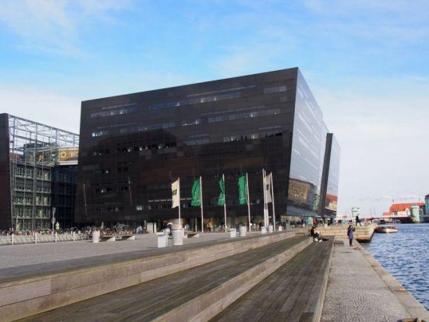 Biblioteca Real de Copenhague, Dinamarca