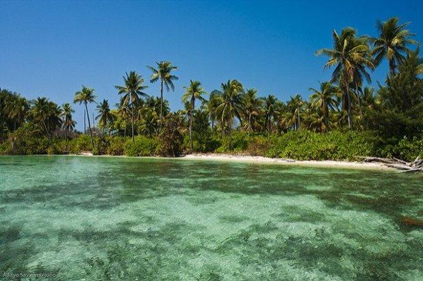 Karimunjawa isla, Indonesia