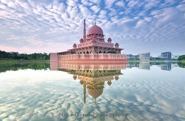 Mezquita Putrajaya Malasia